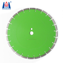 350mm laser welded turbo diamond saw blade for cutting green concrete