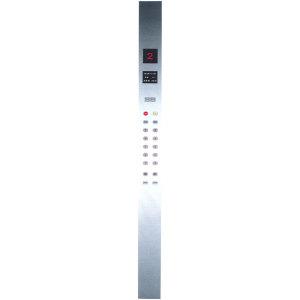 Car Operating Panel , Seven Segments For Elevator , PB181