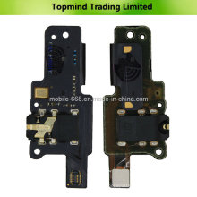 Original New Earphone Audio Jack Connector Flex Cable for Huawei X1 7D-501