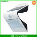 Новый продукт Smart Solar & Sensor Светодиодные настенные светильники Hot Sales