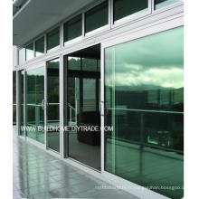 Meilleur prix Fob Portes coulissantes en aluminium
