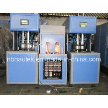 Halbautomatischer Haustier-Flaschen-Schlag, der Maschine herstellt