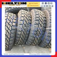 pneu de camion radial 255 / 85R16