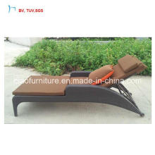 C- Best Seller Outdoor Wicker Leisure Chaise Lounger