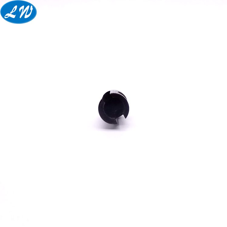 Black Anodized Camera Parts
