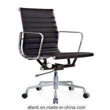 Eames Aluminium Swivel Leder verstellbarer Hotel / Office Manager Stuhl (RFT-B02)