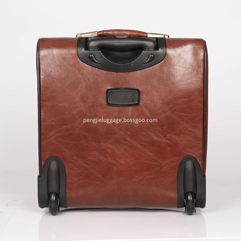 beach travel pu luggage