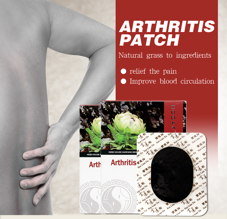 arthritis patch