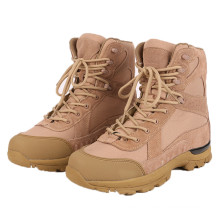 Sand Colour Nylon Fabric Jungle Tactical Boots Desert Boots (2013)