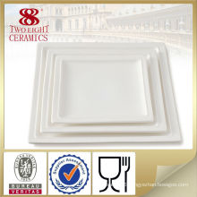 Wholesale dinner plates catering, porcelain dish for restaurant, dubai dinnerware set