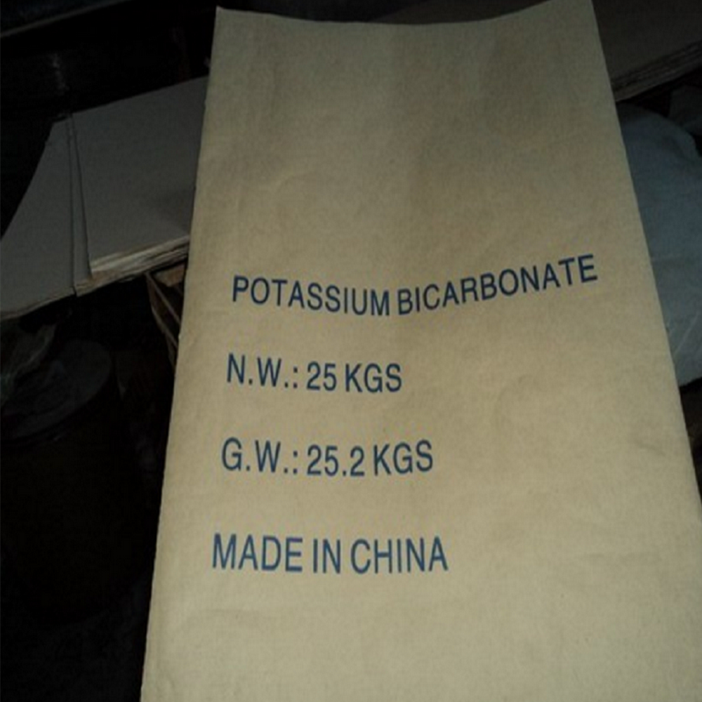 Food additive Potassium Bicarbonate 206-059-0