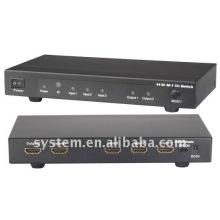 3x2 HDMI Schalterteiler