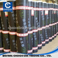 Modified bitumen chemical anti root puncture waterproof membrane