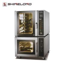 Four professionnel à convection de matériel de boulangerie de combinaison de K345
