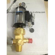 Cylindre de gaz d'oxygène de la Chine 68L