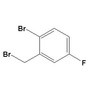 Bromuro de 2-bromo-5-fluorobencilo Nº CAS 112399-50-5