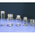 10ml Tubular Clear Mini Glass Vials for Cosmetic Packing