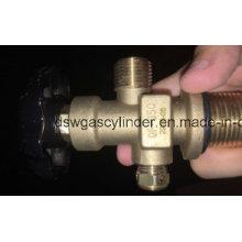 Válvula De Cilindro De Gás De Alumínio De Alta Qualidade