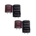Snap in Aluminum Electrolytic Capacitor 105c Tmce18-10