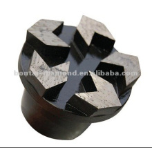 diamond plugs for concrete grinding