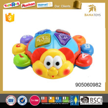 Cartoon electric new bettle toy with light and music