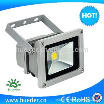 2016 CE RoHS llevó las luces de inundación impermeables al aire libre 10w 12v llevó el proyector