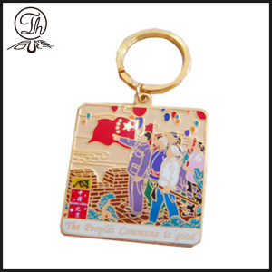 Chairman Mao designer name keyrings maker