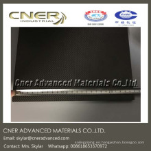 3K Thickness15mm 16mm 17mm 18mm 19mm 20mm 20mm bloque de fibra de carbono / placa