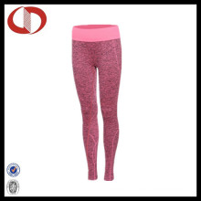 Fashion New Style Nylon Spandex Gym Pants Fitness Leggings