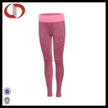 Moda nova estilo nylon spandex ginásio calças fitness leggings
