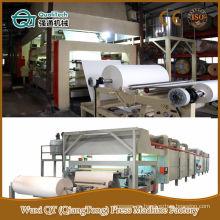 Máquina de recubrimiento de papel de melamina / Línea de impregnación para papel de malemina