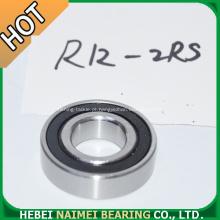 Rolamentos de esferas de tamanho de polegada R12-2RS