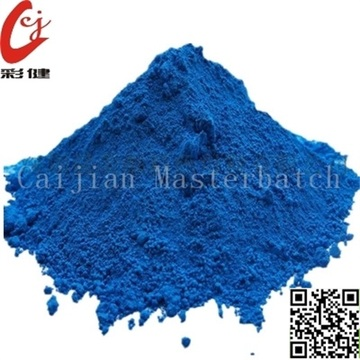 Fluorescence Blue Colour Pigment