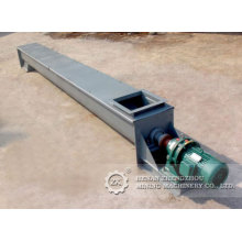 small flexible spiral screw conveyor for powder/sand/wood