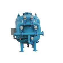 Filtro de lecho de arena y carbón de la presión de la planta de tratamiento de agua