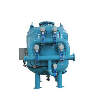 Producción de filtro de arena automático para agua potable