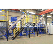 Waste Plastic Pet Recycling Equipment