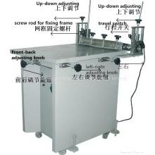 Tam-6080s Hot Sale 950X805X605mm Manual Glass Screen Printing Machine