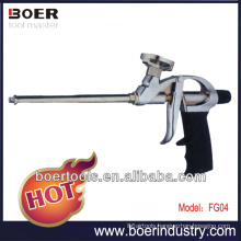 Air Foam Gun with rubble handle pretector