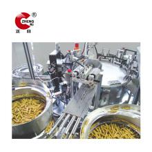 Máquina de montaje de tubo de látex de infusión automática