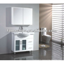 Australian Standard White Gloss MDF Bathroom Vanity