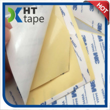 Double Sided Tissue Tape/Self Adhesive Fabric Tape 3m 9448A/9448ab, 0.15mm Thick