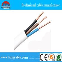 Elektrische Kabel und Leitungen Flaches Erdungskabel