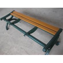OEM алюминиевого сплава заливки формы для парка и уличной скамейке дуги-D1002