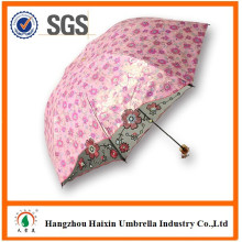 Regalo Hangzhou Fashion Lace UV Protection Sun paraguas de lujo en Hangzhou
