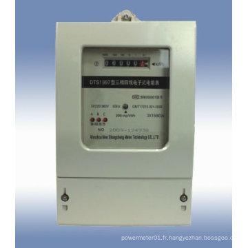 2012 nouveau compteur d'énergie