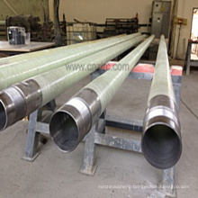 Underground gre glass fiber reinforced winding pipe with epoxy resin for drainage