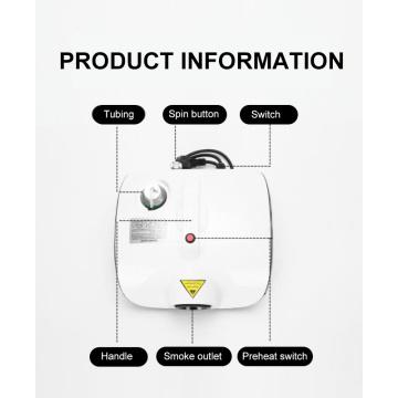 sterilization fogging sprayer for home and car use