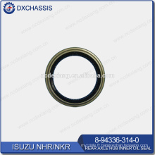 Véritable joint d'huile interne de moyeu d'axe arrière de NHR NKR 8-94336-314-0