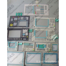6FC5203-0AB12-0AA1 Membrane switch for OP031